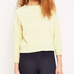 Yellow sweatshirt BDG